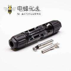 MC4光伏专用连接器一套公母面板安装防水IP67