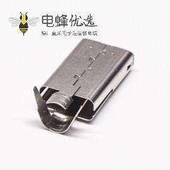 Type C接头直式180度连接器外壳