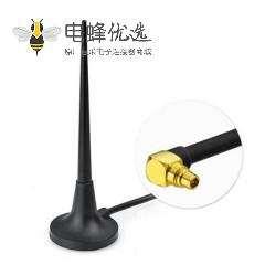 3.5dbi 3G/4G手机天线接MMCX公头无线蓝牙功能
