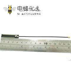 2.4G内置PCB无线天线40*7mm接Ipex线材