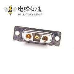 D-sub3V3母座白胶焊线