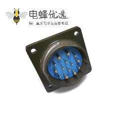 YP卡扣式连接器YP36-14芯 航空插座Y36M-14ZJ