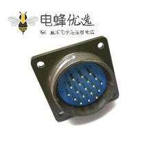 YP型连接器 YP36-19芯 航空接插件