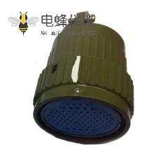 Y50-81芯军标航空插头Y2M-81TK快卡电连接器测试插头