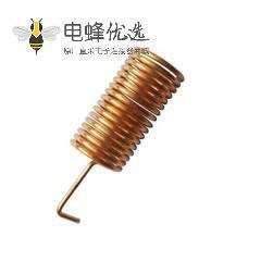 铜材弹簧天线433MHz 11.3mm
