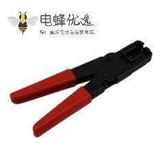 F头同轴挤压工具用于同轴电缆F头以及类似接头挤压
