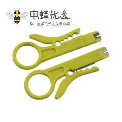 快速剥线器便捷推进剪切工具用于电路板作业