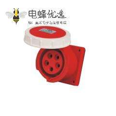 5芯明装插座 16A 380V-415V IP67
