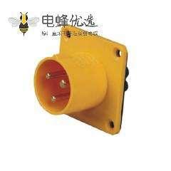 暗装器具插座 32A 3芯 板装插座