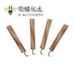 弹簧螺旋天线433MHz射频模块