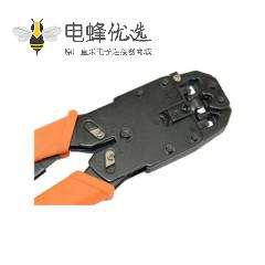 RJ11压接工具三用压线钳可用于4P,6P,8P水晶头压接