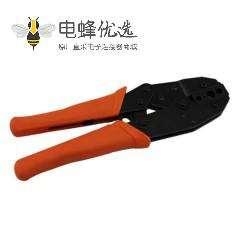 多功能压线钳带有适用于RG6/RG59各种口模规格
