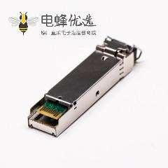 光纤接收模块单模LC单工接口传输距离20KM波长1550NM