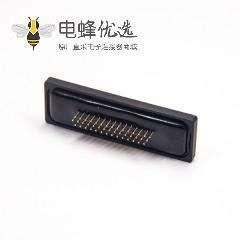 防水D-sub 44针母头直插板