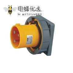 工业插座 125A IEC60309 3芯 110V-130V