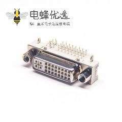 DVI 24+5接口铆锁锌合金外壳