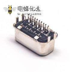 Mini VGA 15母夾板