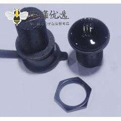 MiniUSB 5P 母 防水转换插座
