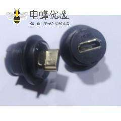 HDMI 母 to 公 防水转接头 IP67 waterproof  adapter