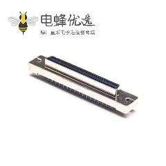 SCSI 68p 母头HPDB直式插板连接器