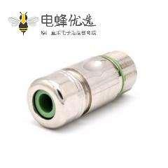 12芯对接头 M623 直式接线母头连接器