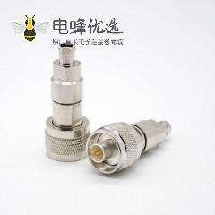 射频线n头公头焊接接线安装定制