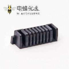 电池连接器7P母端2.0MM间距电插座