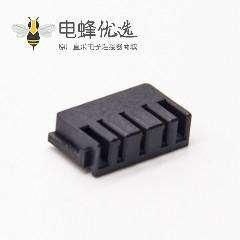 3P电池插座2.5MM间距母座带卡槽