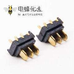 3p电池座2.0MM间距直式公座