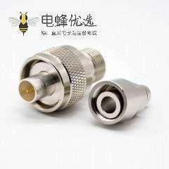 N型公头直式标准50Ω接线组装定制连接器