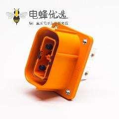电动汽车连接器高压互锁2芯150A