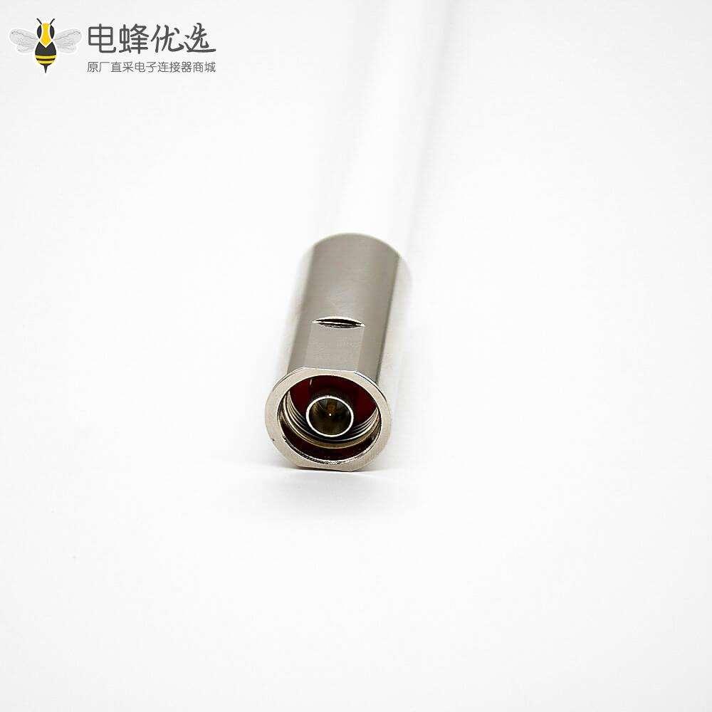 4glte玻璃纤维户外棒状天线标准直式RFN公插头连接器