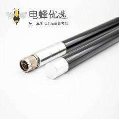 防水5.8ghz天线玻璃纤维直式螺纹连接N公插头