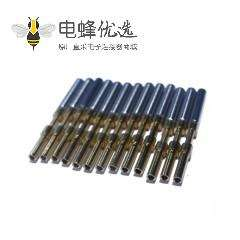 19芯圆形连接器JL母插座19芯面板安装美标焊接卡扣连接牵引连接器