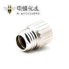 6针公插头M23公插头接线焊线直式带屏蔽
