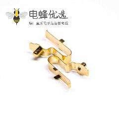 弹片连接器铍铜材质镀金