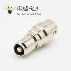 6芯直公插头浮动对接式焊杯HR10系列微型推拉自锁连接器
