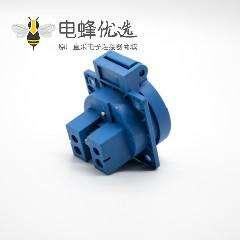 暗装工业插座欧式2芯母头2P+E 10A IP54 220V-240V