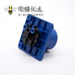 暗装器具插座3芯公头16A 220V-240V IP44防水单相2P+E
