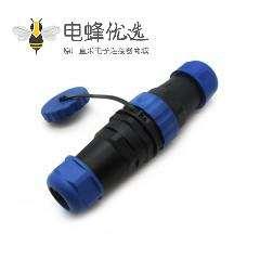 威浦航空SP29系列19芯对接式直式插头+插座