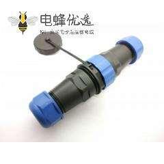 威浦航空插头直式SP29-24芯对接式插头+插座