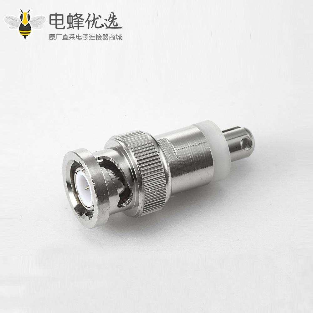 BNC连接器公头直式焊接线J175天线