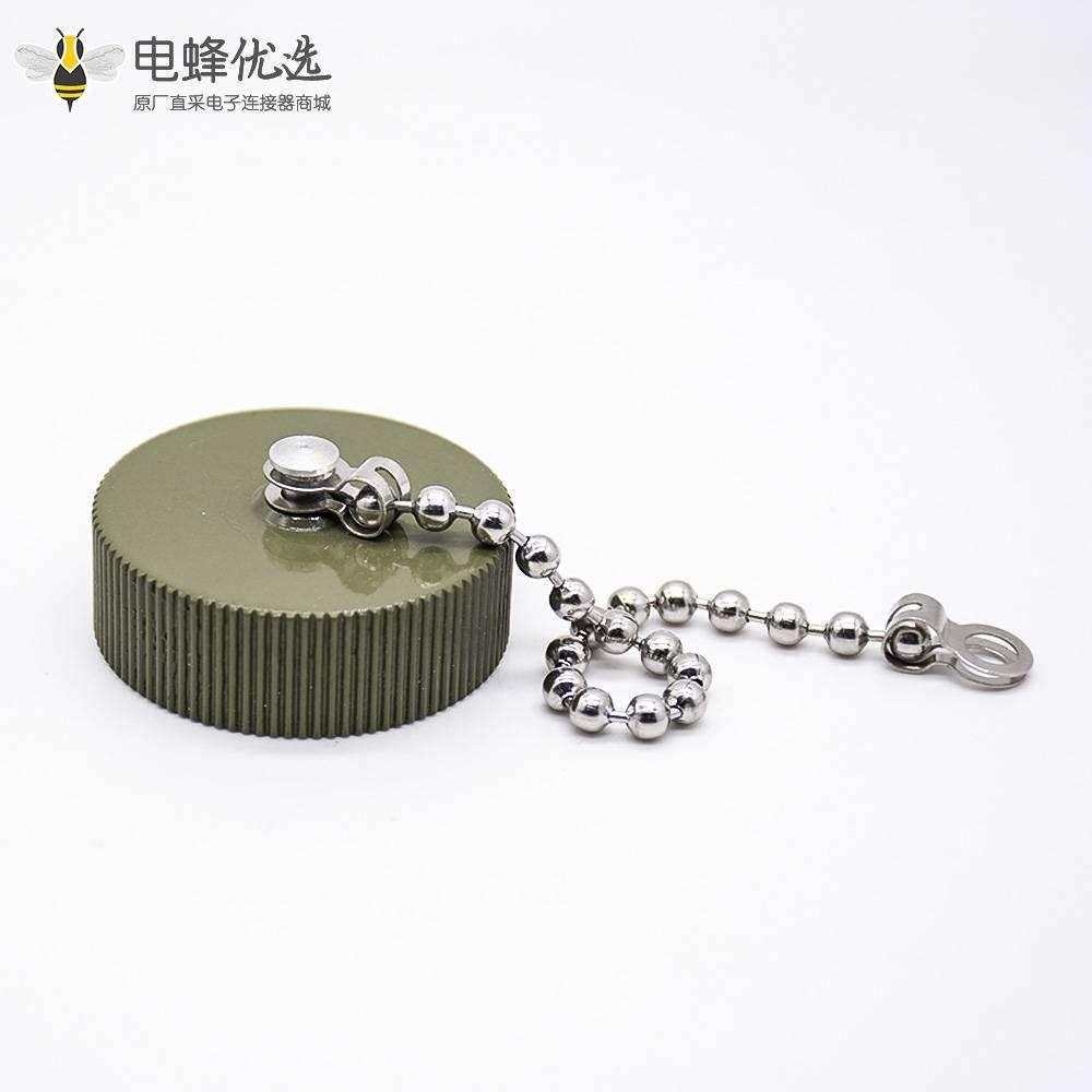 连接器拖链防尘盖 MS5015防尘盖带链子用于20壳体号