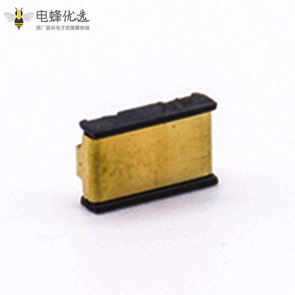 贴片电池座电池座1芯4.0PH塑高1.9H接触片镀金PCB板贴板