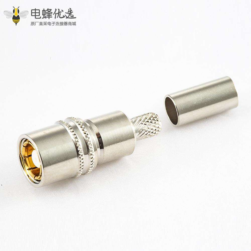 接线SMZ(BT43)连接器母头直式压接FLEX5电缆