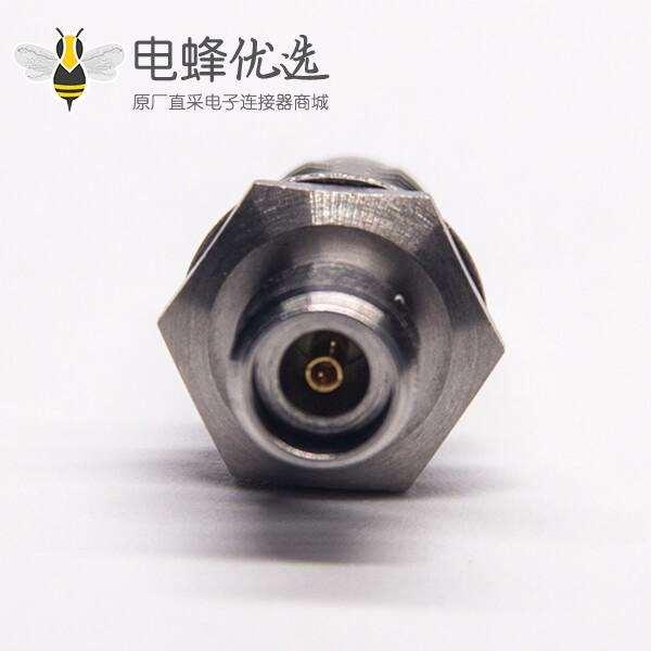 2.92mm母头 2.92mm母头带卡板高频转接头