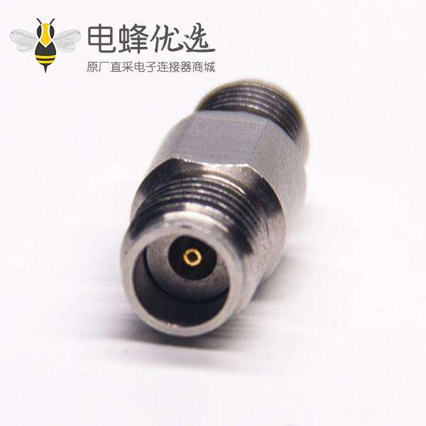 2.4mm公头转2.4mm母头直式微波转接头