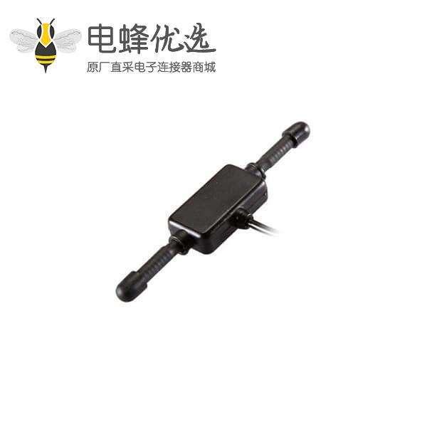 GSM/3G/4G/LTE迷你垂直型天线900/1800/2100 MHz3米线长,  RG174
