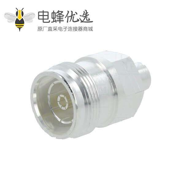 4.3-10连接器50Ω用于电缆直插母头IP67防水级