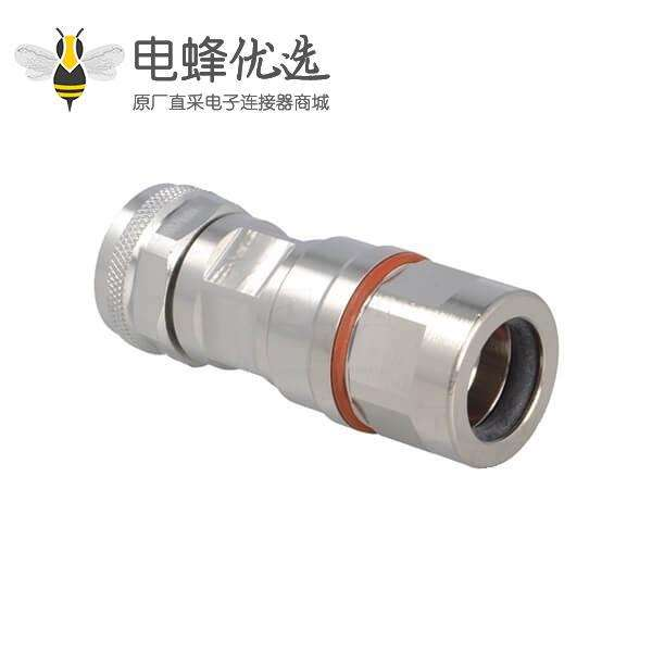 4.3-10 IP68直插式公头50Ω接线